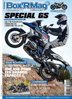 Couverture Box'R Mag numéro 81