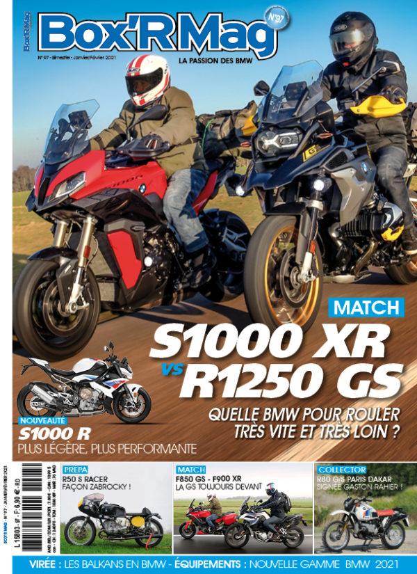 Couverture Box'R Mag numéro 97